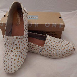 Toms Shoes Pre-Owned size 7.5